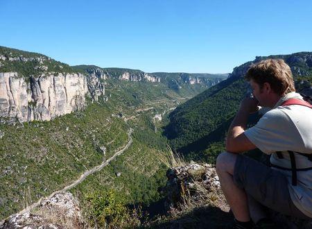 Secrets d'aveyron du Larzac au Gorges du Tarn, un séjour en famille en terre paysanne