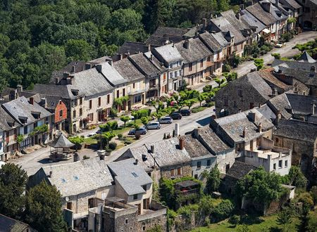 Week-end découverte des Cités Médiévales des Gorges de l'Aveyron