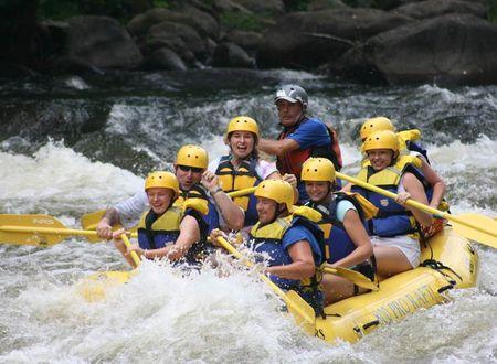 Anglais, Sport et Fun dans les Pyrénées