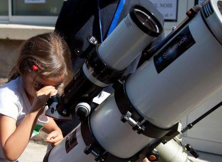 ASTRONOME EN HERBE