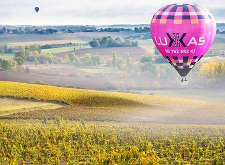 Week-end sensations : vins et montgolfière dans le vignoble de Gaillac