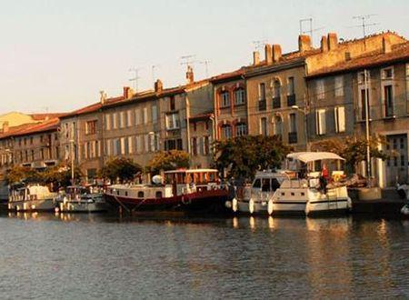Canal des Deux Mers à vélo, de Moissac à Carcassonne