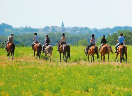 Equitation passion en Quercy