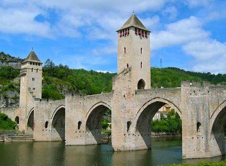 Chemin de Compostelle : Conques - Cahors