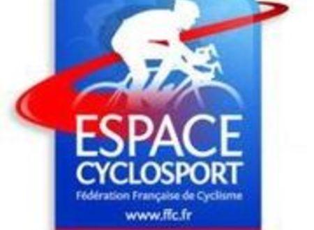 Espace cyclo sport FFC (circuits vélo) au départ d'Entraygues