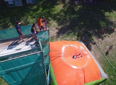 Acroparc du Mas - Jump' Air Bag