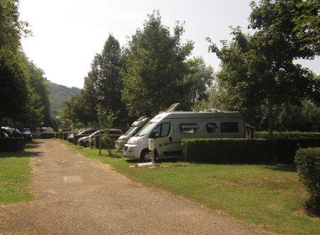 Aire de service - Camping Roc de l'Arche