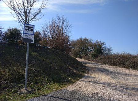 Aire municipale de camping-car de Sévérac-le-Château
