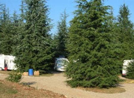 Aire de service pour Camping-car Fontalbat Mazars