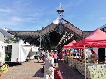 Marché de Châteauneuf-sur-Loire - Vendredi matin
