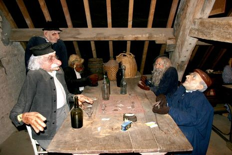Visite de la maison du père Mousset