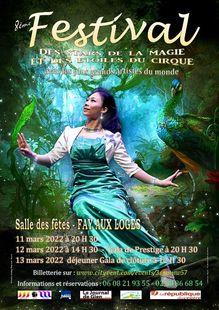 8ème Festival des stars de la magie et des étoiles du cirque