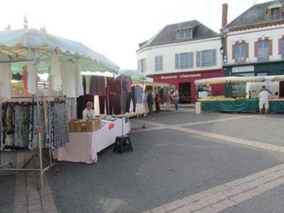 Marché de Bellegarde