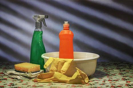 Atelier maison : Mes produits ménagers n°1