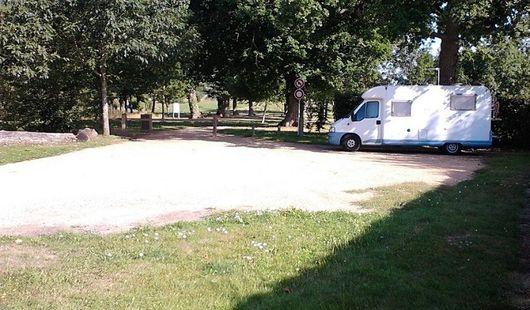 Aire de stationnement pour camping-cars Jouy-le-Potier