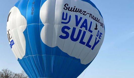 Montgolfières du Val de Sully