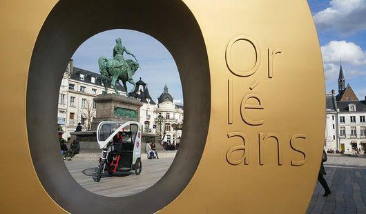 Vélo Taxi Orléans
