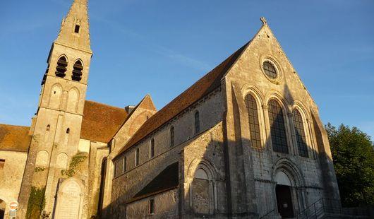 Abbatiale Saint-Pierre-et-Saint-Paul