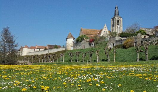 Bonny-sur-Loire, l'ancienne place-forte
