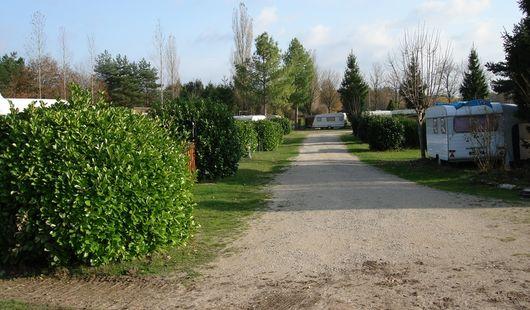 Camping municipal de Villechaume