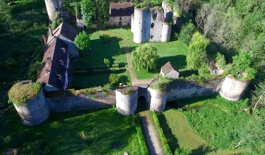Château de Mez-le-Maréchal