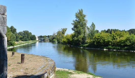 Châtillon-sur-Loire, la ligérienne