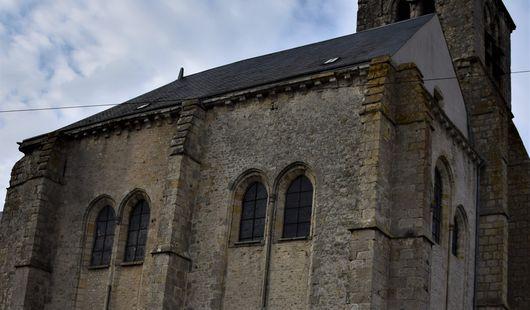 Eglise Saint-Etienne-Saint-Jean-Baptiste