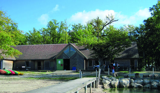 Centre de l'Etang du Puits
