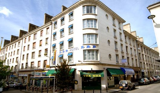 Le Grand Hôtel Orléans