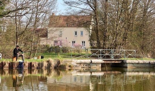 Gite du canal de Briare