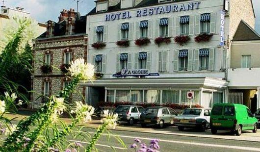 Restaurant de l'hôtel de La Gloire