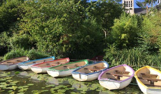 Association Loire et Canal-Promenade en barques sur le Canal d'Orléans