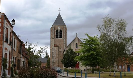 Ménestreau-en-Villette