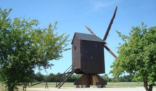 Moulin de Bel Air (Moulin à vent à pivot)