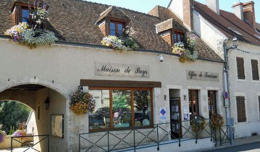 Office de tourisme Terres de Loire et Canaux - Bureau d'accueil de Bonny-sur-Loire