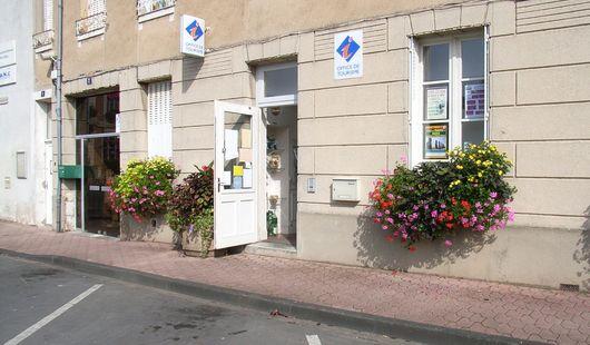 Office de Tourisme Gâtinais Sud - Bureau de Châtillon Coligny