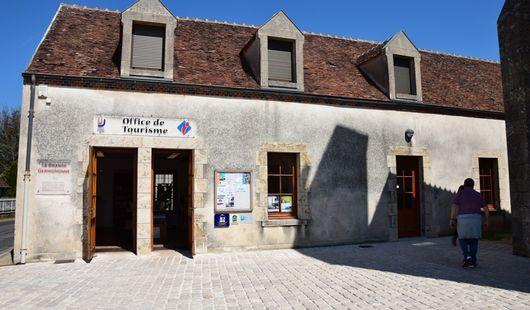 Office de Tourisme du Val de Sully - Bureau de Germigny-des-Prés