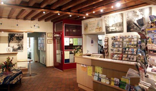 Office de Tourisme Gâtinais Sud - Bureau de Lorris