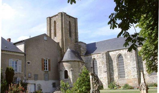 Vestiges de la Collégiale Saint-Georges