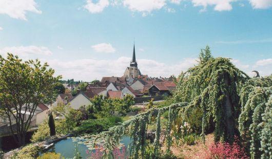 Ouzouer-sur-Trézée