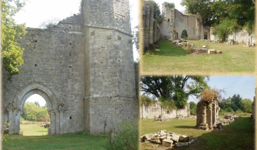 Ancienne abbaye de Notre-Dame de la Cour-Dieu