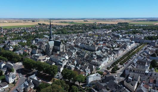 Visite de Pithiviers
