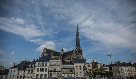 Visite de ville de Pithiviers