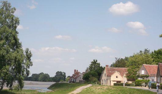 Visite guidée du village de Saint-Benoît-sur-Loire