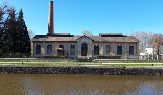 Ancienne centrale électrique dite