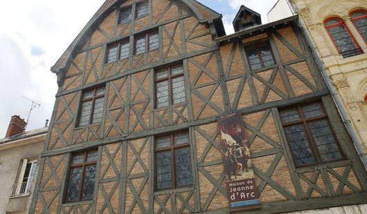 Maison de Jeanne d'Arc