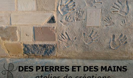 Des pierres et des mains