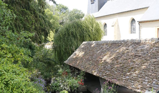 Eglise Saint-Etienne-Sainte-Mesme