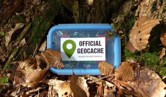 Geocaching en Gâtinais Sud