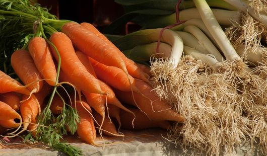 Légumes du Val de Loire